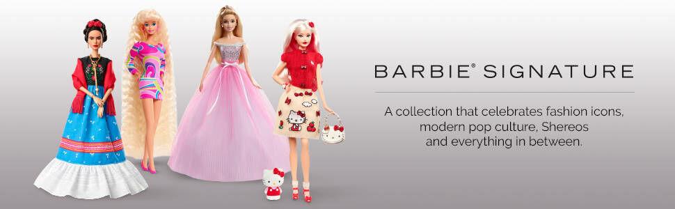 Barbie Signature kínálat